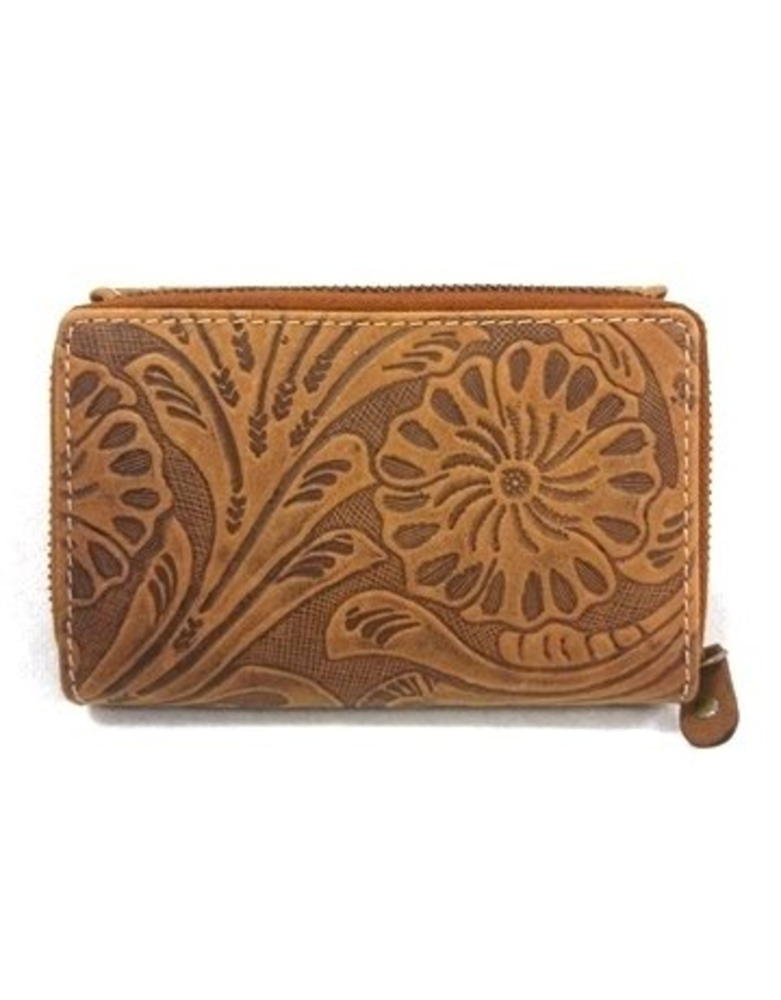 HillBurry Leather wallets - Leather wallet HillBurry 13092f-lbr