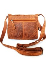 HillBurry Leather bags - Hillburry leather shoulder bag brown 3201f