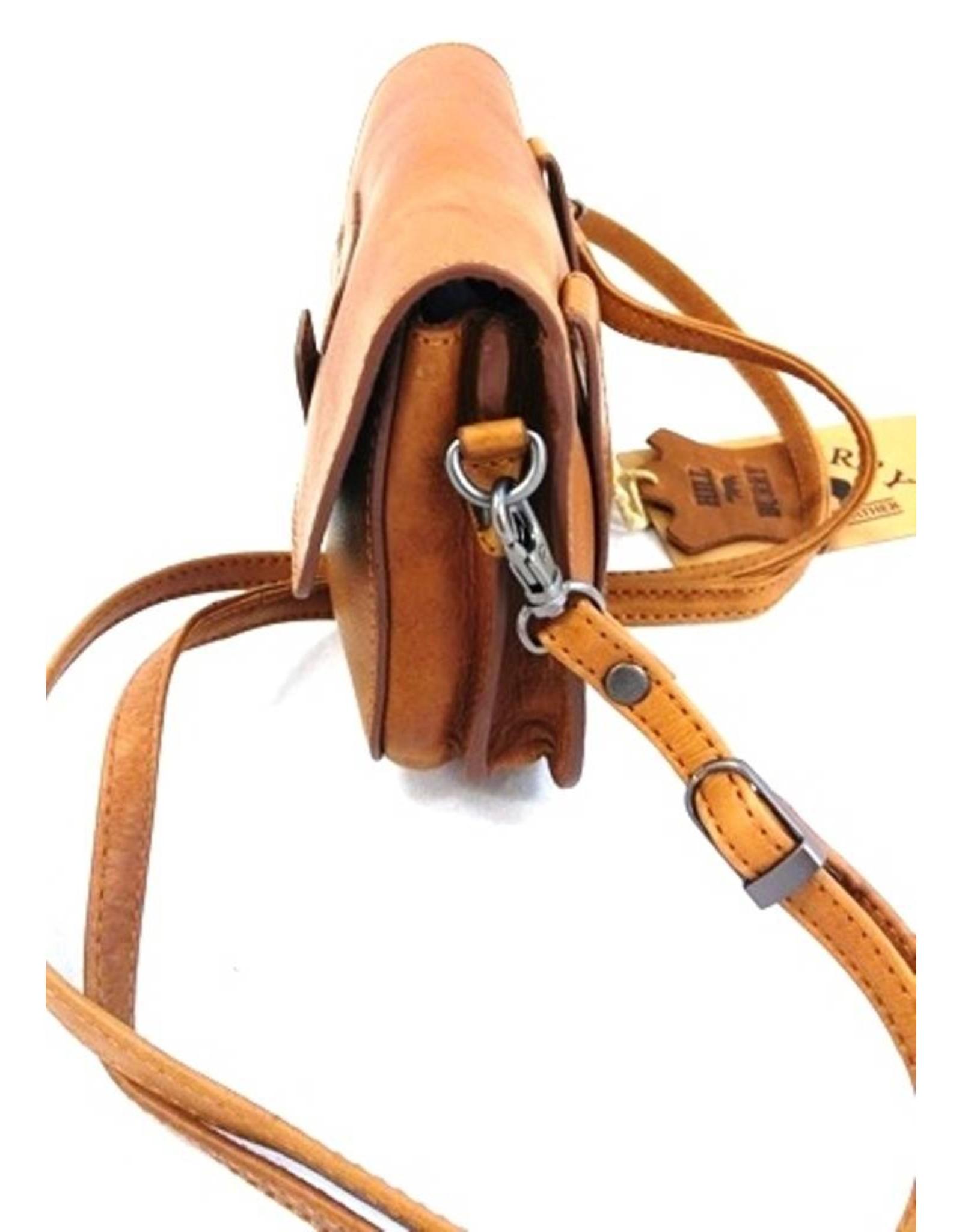 HillBurry Leather bags - HillBurry Leather Shoulder bag 3279cg