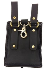 Dark Desire Gothic bags Steampunk bags - Dark Desire leather gothic belt bag