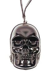 Dark Desire Gothic bags Steampunk bags - Dark Desire Gothic 3D Skull belt bag