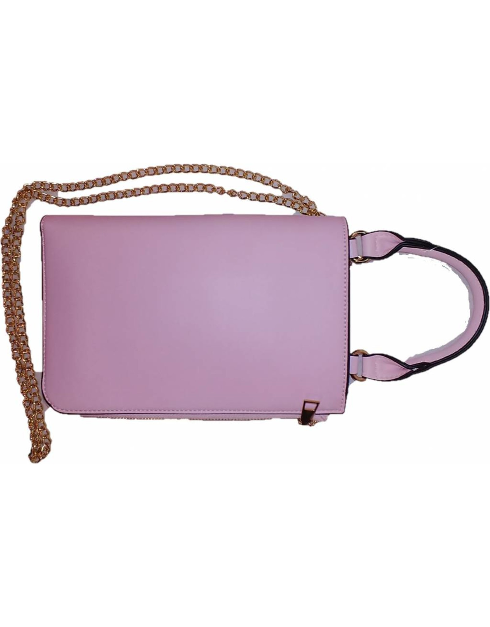 Magic Bags Fantasy tassen - Fantasy clutch Dames Gezicht met oorbellen en zonnebril (roze)