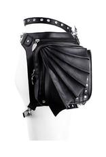 Restyle Gothic tassen Steampunk tassen - Restyle heuptas Bat Holster