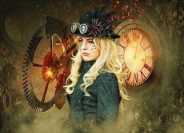 Gothic and Steampunk Accessories