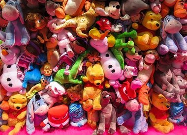 Pluche toys