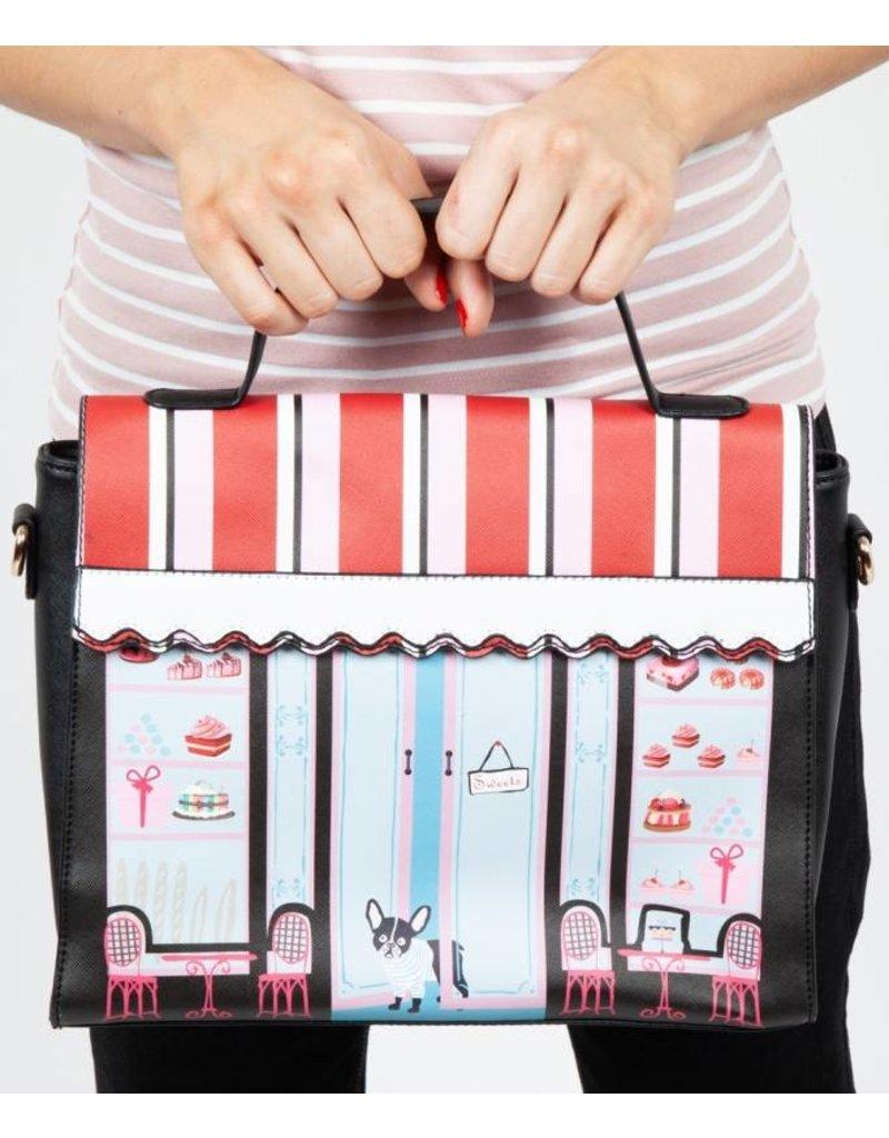 7cd4af5e67d Voodoo Vixen Vintage bags Retro bags - Voodoo Vixen Café handbag