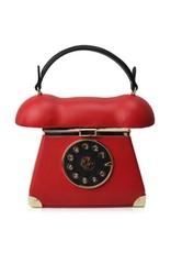 Magic Bags Fantasy bags - Retro Telephone bag red