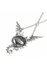 Alchemy Fantasy and gothic jewellery - Eye Of The Dragon necklace Alchemy