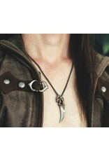Alchemy Viking sieraden - Einardolk hanger en ketting  Alchemy