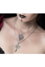 Wicca en occult sieraden - Petit Ouija hanger en ketting  Alchemy