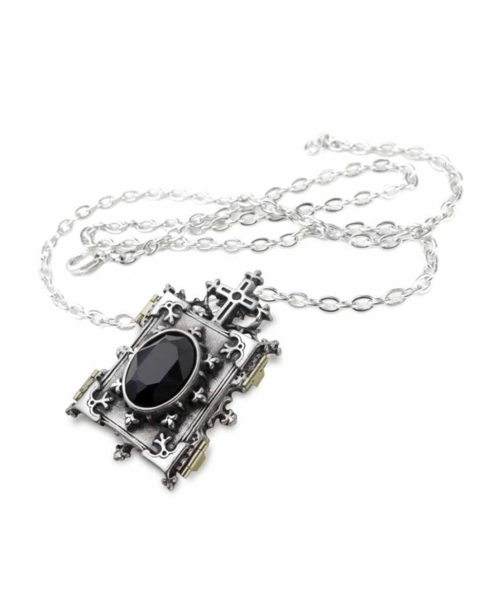 Alchemy Gothic en Cult accessoires - Orthodox Icon hanger en ketting Alchemy