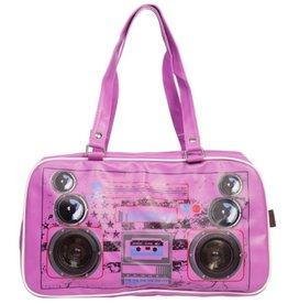 Jawbreaker Boombox Yankee schoudertas stereo