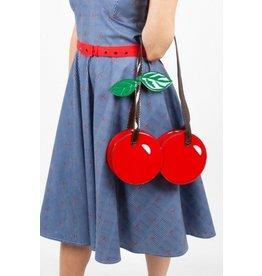 Voodoo Vixen Cherry on Top hand bag
