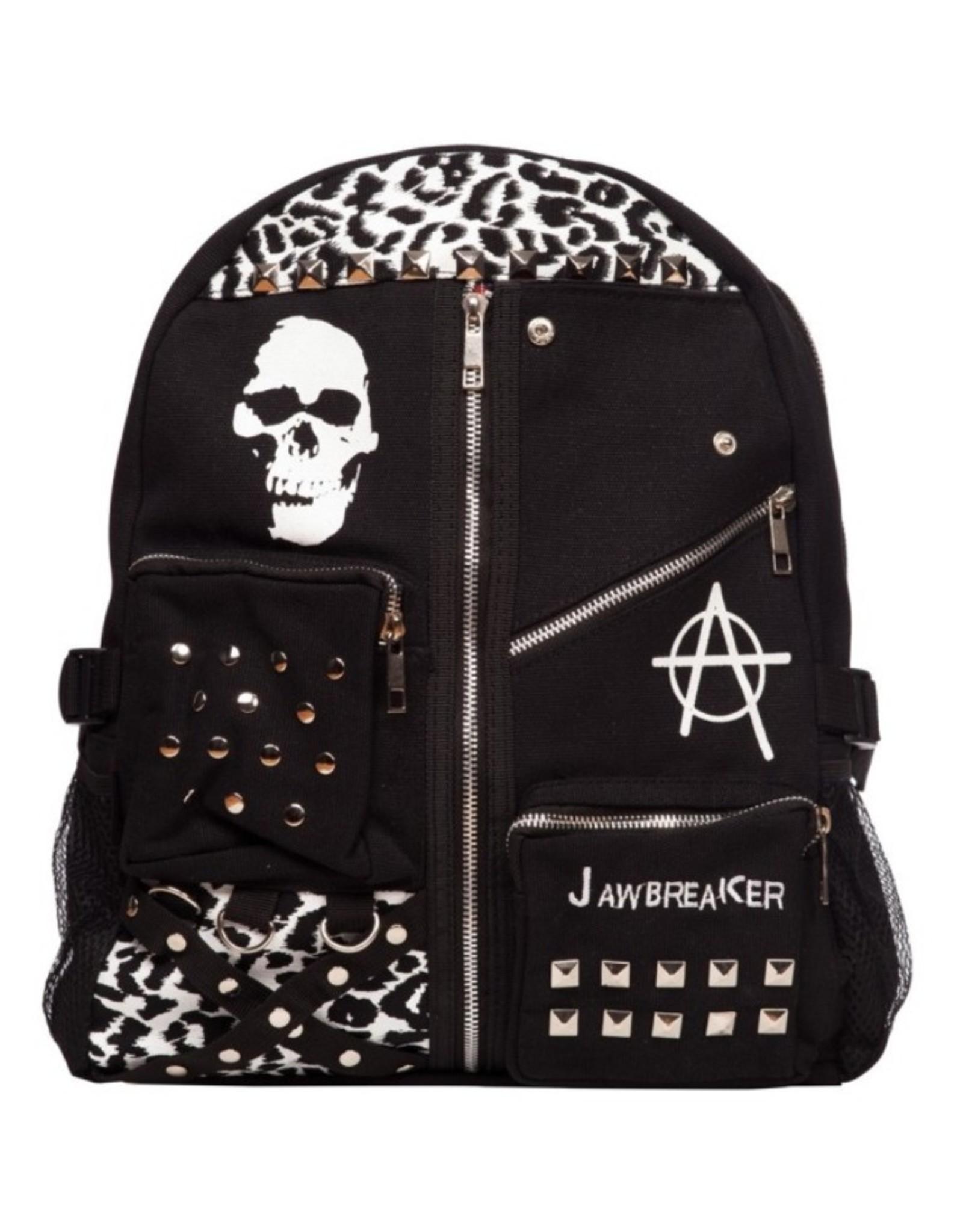 Jawbreaker Gothic tassen Steampunk tassen Jawbreaker rugzak It's Punk Innit