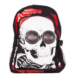 Jawbreaker Jawbreaker gothic rugzak Skull Stereo