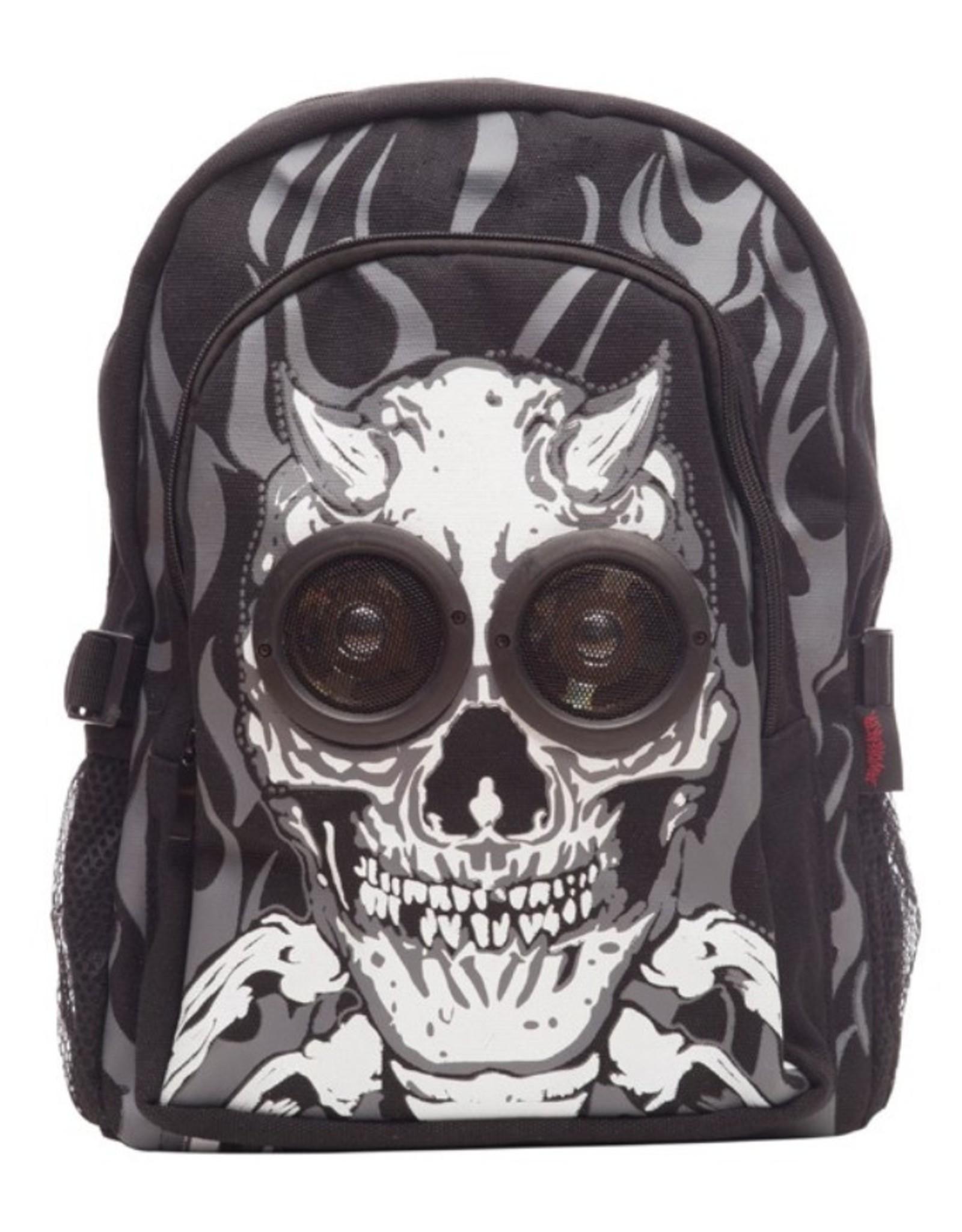 Jawbreaker Gothic tassen Steampunk tassen - Demon Stereo Jawbreaker