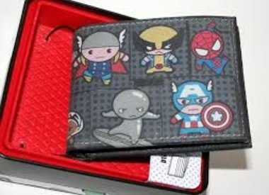 Other merchandise wallets