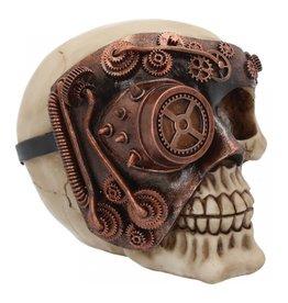 Alator Skull Monocle Man