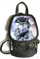 SheBlackDragon Gothic bags Steampunk bags - Linda M. Jones Stormcrow Backpack 3D