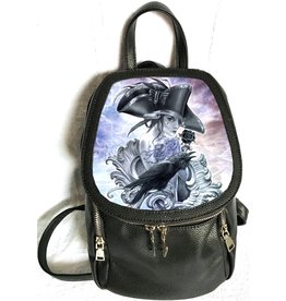 SheBlackDragon Linda M. Jones Stormcrow Backpack with 3D image