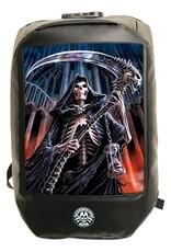 Anne Stokes Gothic tassen Steampunk tassen -  Anne Stokes Bad to the Bone  Final Verdict 3D Laptop rugtas