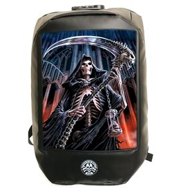 Anne Stokes Bad to the Bone Final Verdict Backpack with 3D image