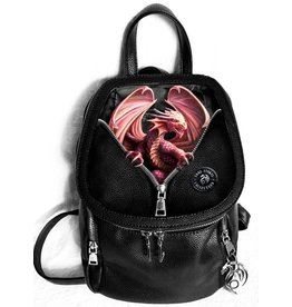 Peeping Dragon backpack with 3D image