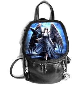 Anne Stokes Dark Engel backpack with 3D image