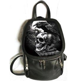 Alchemy Alchemy Parcelsus 3D lenticular handbag Black Cat with Rose