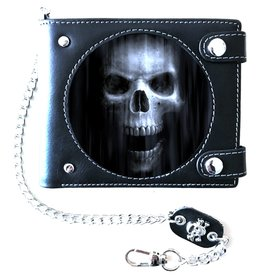 """Anne Stokes Anne Stokes Lenticular 3D Wallet """"The Watcher""""(real leather)"""