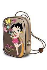 Merchandise tassen - Betty Boop Vintage Mini Laktasje Dance with Me