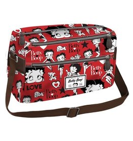 Betty Boop Shoulder bag red