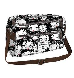 Betty Boop Shoulder bag Basic Horizontal black
