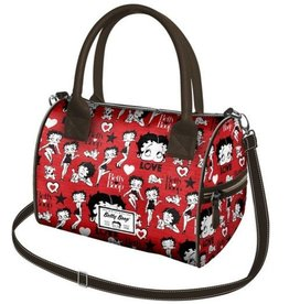 Betty Boop Hand bag Chest red