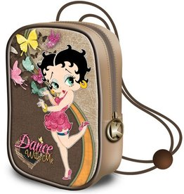 Betty Boop Vintage Mini Lacquer bag Dance with Me