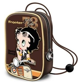 Betty Boop Mini Lacquer bag Scooter