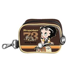 Betty Boop Mini Box-tasje Scooter