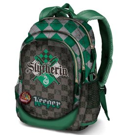 Harry Potter backpack Quidditch Slytherin 44cm