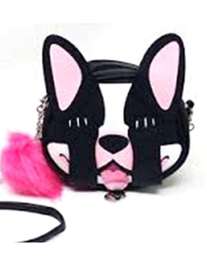 Fantasy tassen - Oh My Pop! Fantasy tas Shy Bulldog