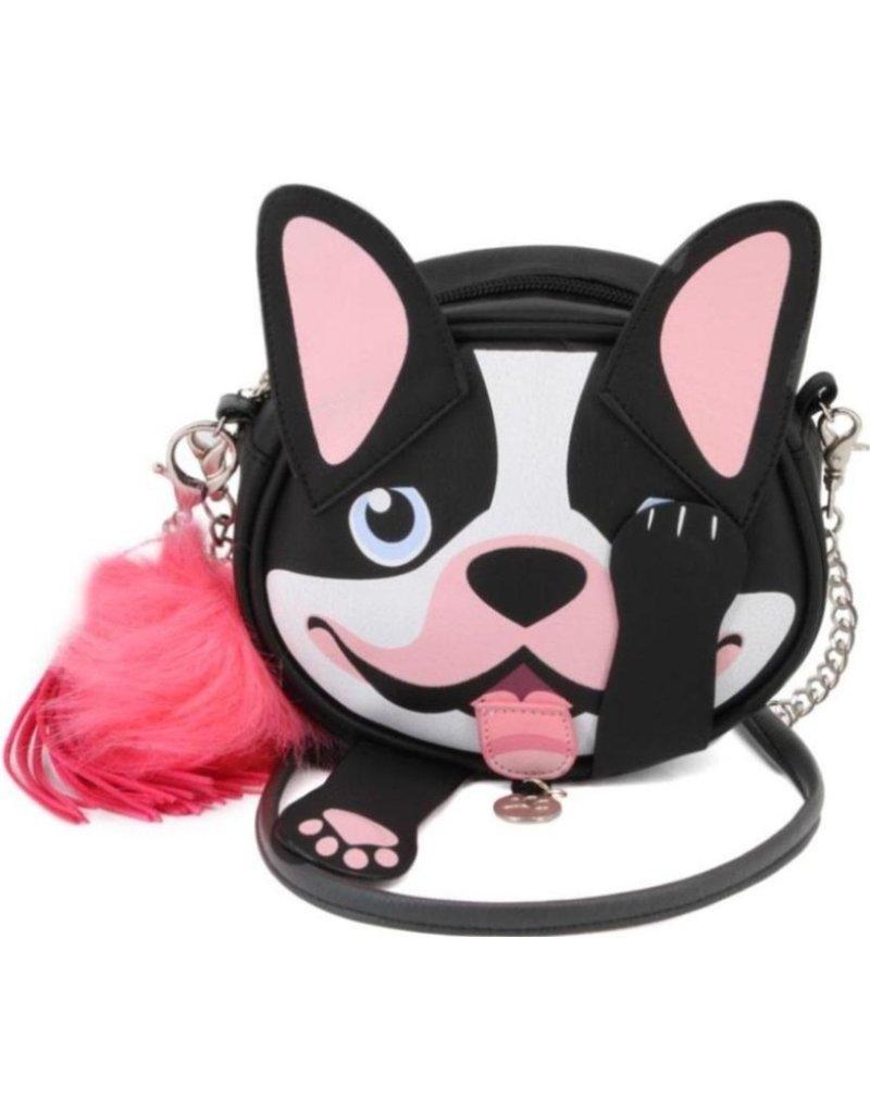 Oh my Pop! Fantasy tassen - Oh My Pop! Fantasy tas Shy Bulldog