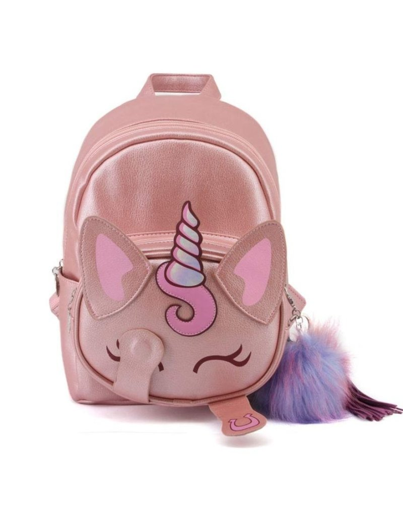 Oh my Pop! Fantasy bags - Oh My Pop! Fantasy backpack Shy Unicorn