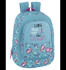 Safta Glowlab Fantasy Backpack Make a Wish