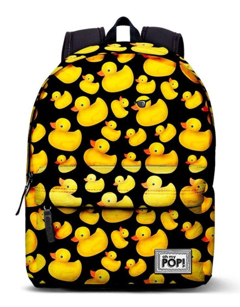 Oh my Pop! Merchandise bags - Oh My Pop! Duckling Cuac backpack