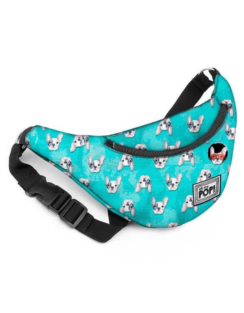 Oh my Pop! Merchandise bags - Oh My Pop! Fanny pack Doggy Frenchie