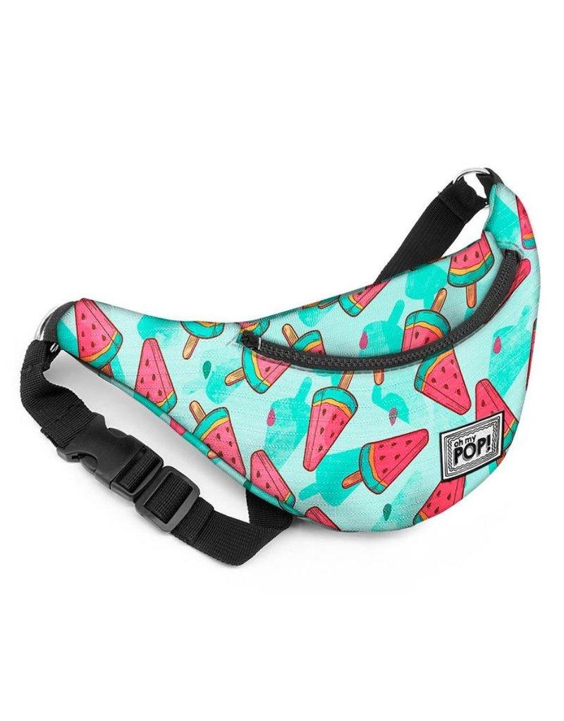 Oh my Pop! Merchandise bags - Oh My Pop! Fanny pack Fresh Watermelon