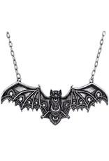 Restyle Gothic accessoires -  Vleermuis hanger en ketting Restyle