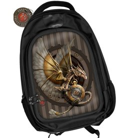 Anne Stokes Steampunk Clockwork Dragon  with 3D image
