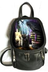SheBlackDragon Fantasy tassen -  SheBlackDragon 3D Familiarity rugtas