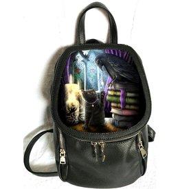 SheBlackDragon SheBlackDragon 3D lenticular Familiarity backpack
