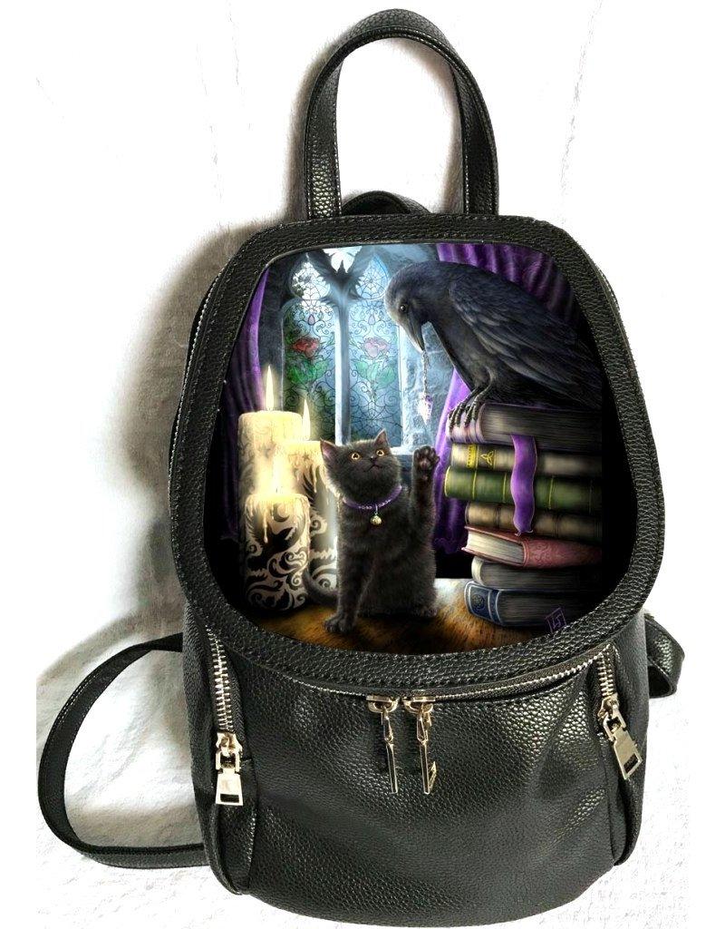 SheBlackDragon Fantasy bags - SheBlackDragon 3D lenticular Familiarity backpack
